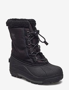 Children's Cumberland - winter boots - black