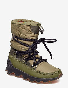 Kinetic Boot - kozaki klasyczne - hiker green, black