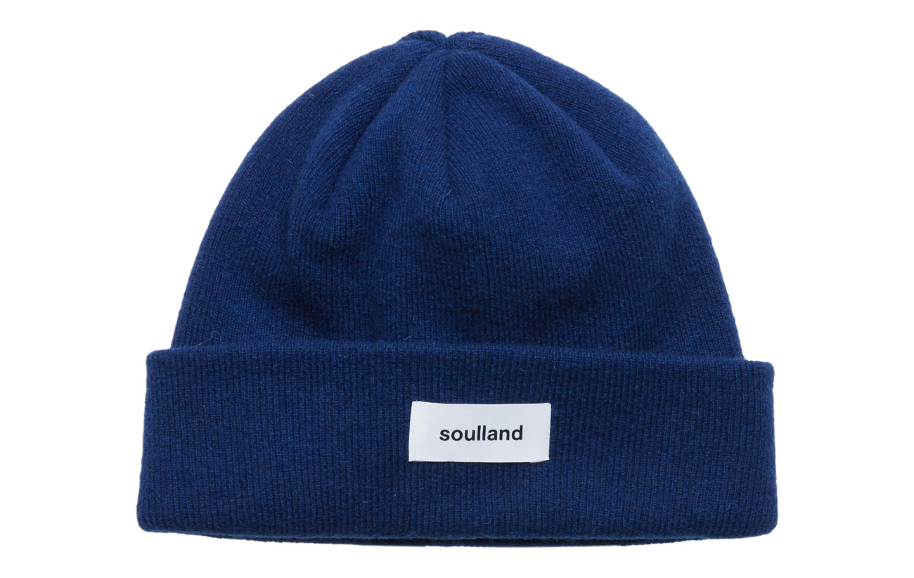 Soulland VILLY BEANIE - NAVY