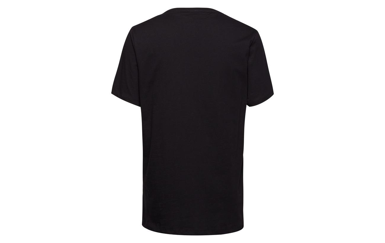 Soulland T Logic shirt W Black print Coffey rrCxBq1wp