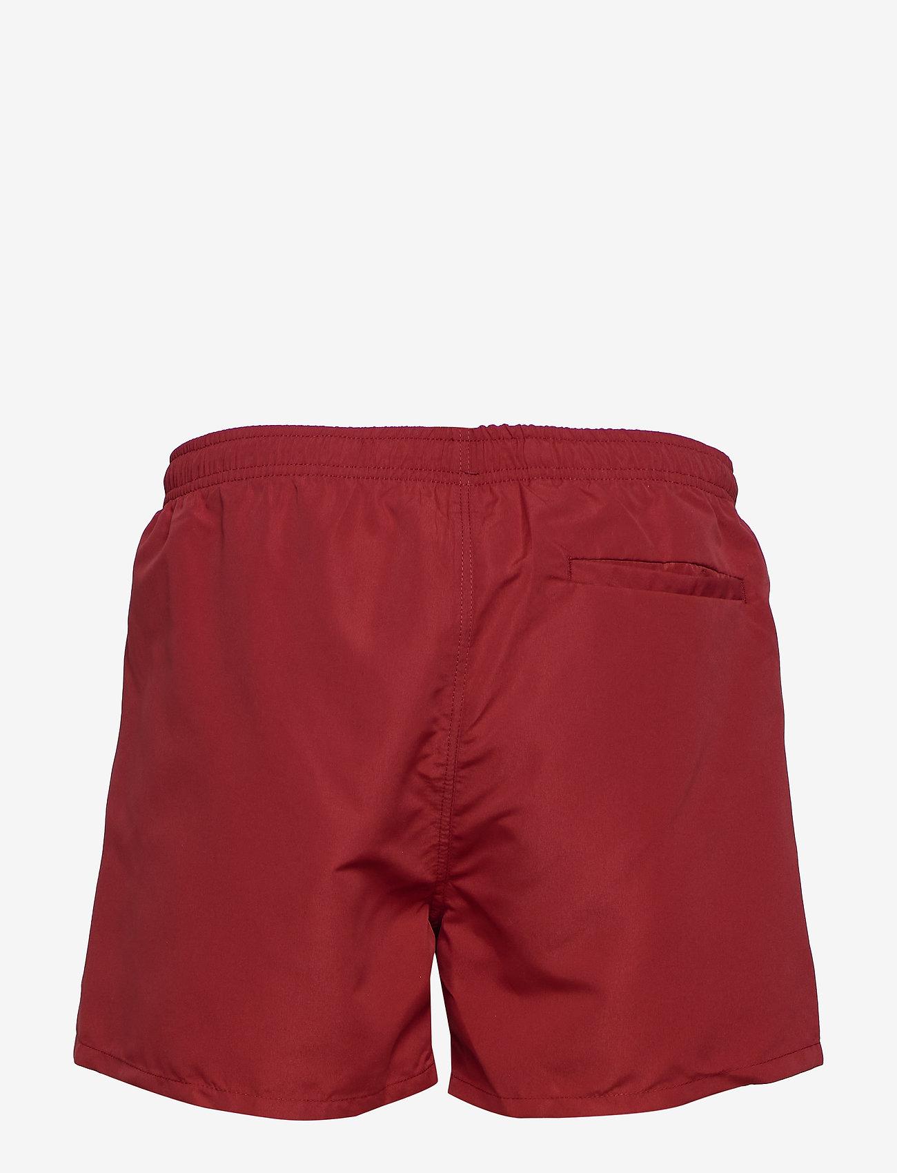 Soulland - William - shorts de bain - red - 1