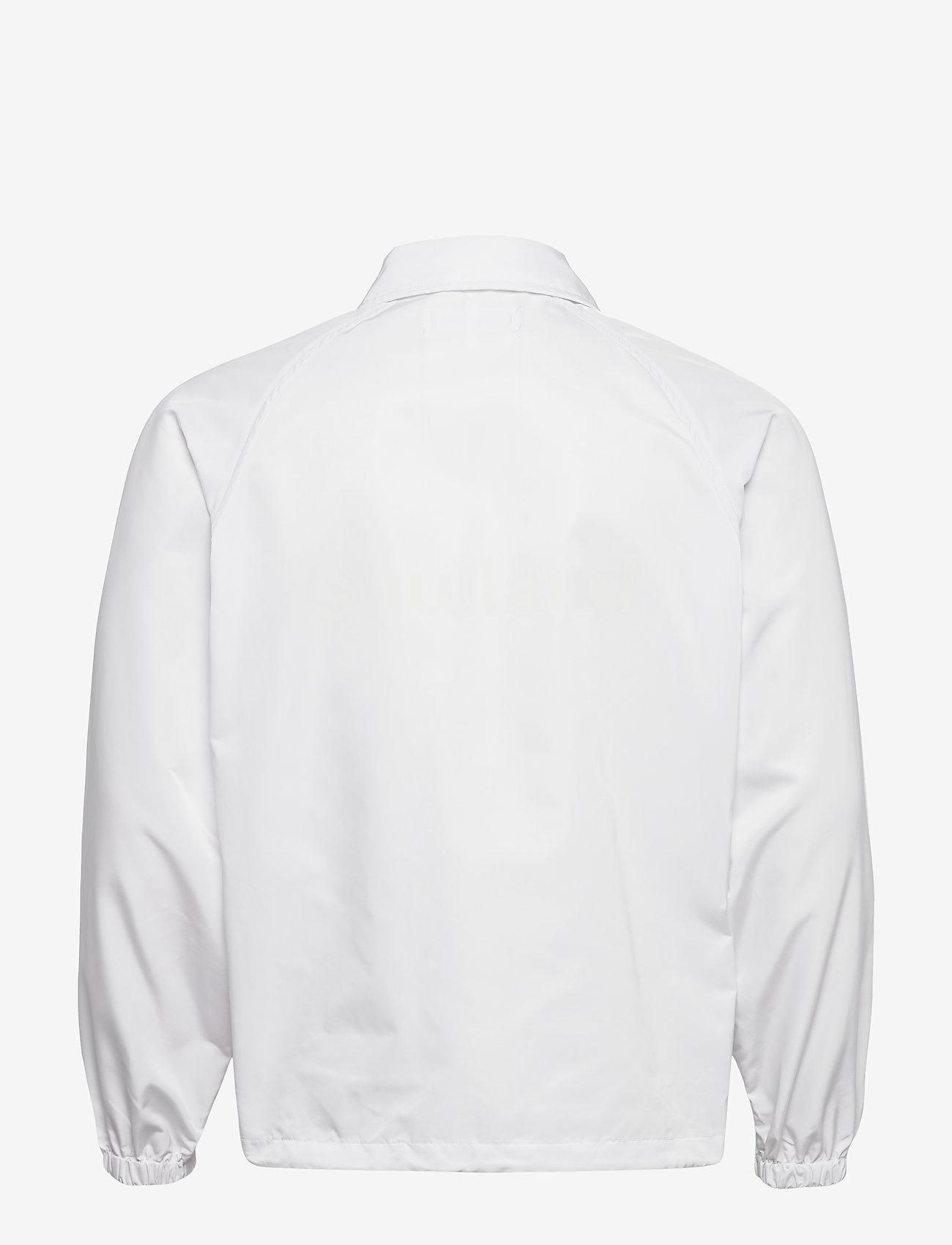 Soulland - Strugat jacket - bomberjackor - white - 1
