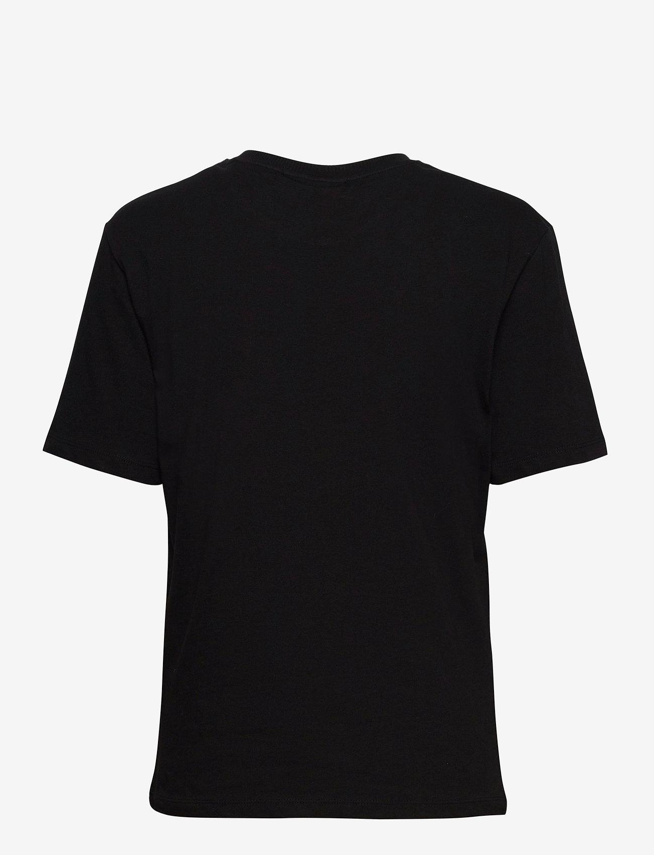 Soulland - Cea T-shirt - t-shirts - black - 1