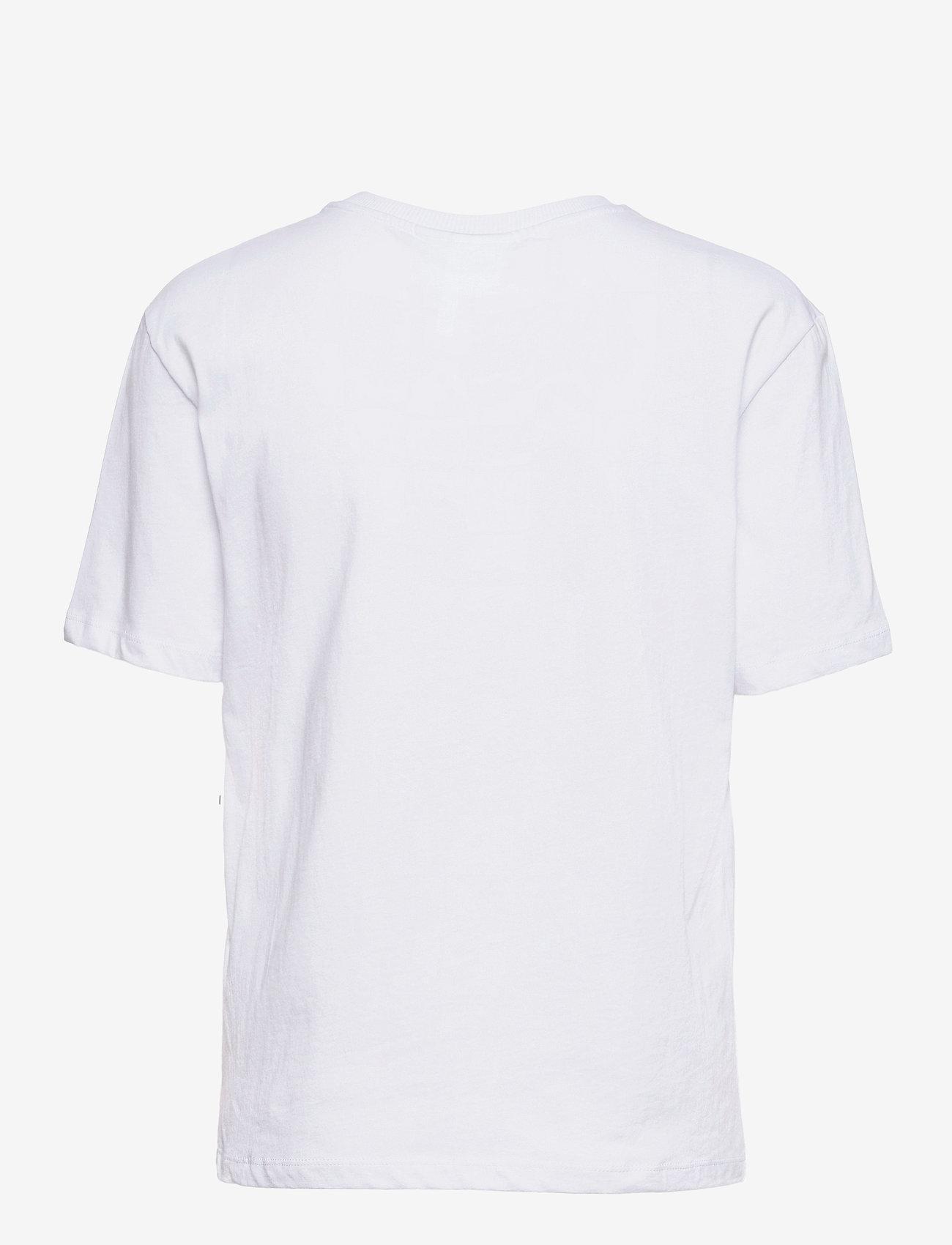 Soulland - Cea T-shirt - t-shirts - white - 1