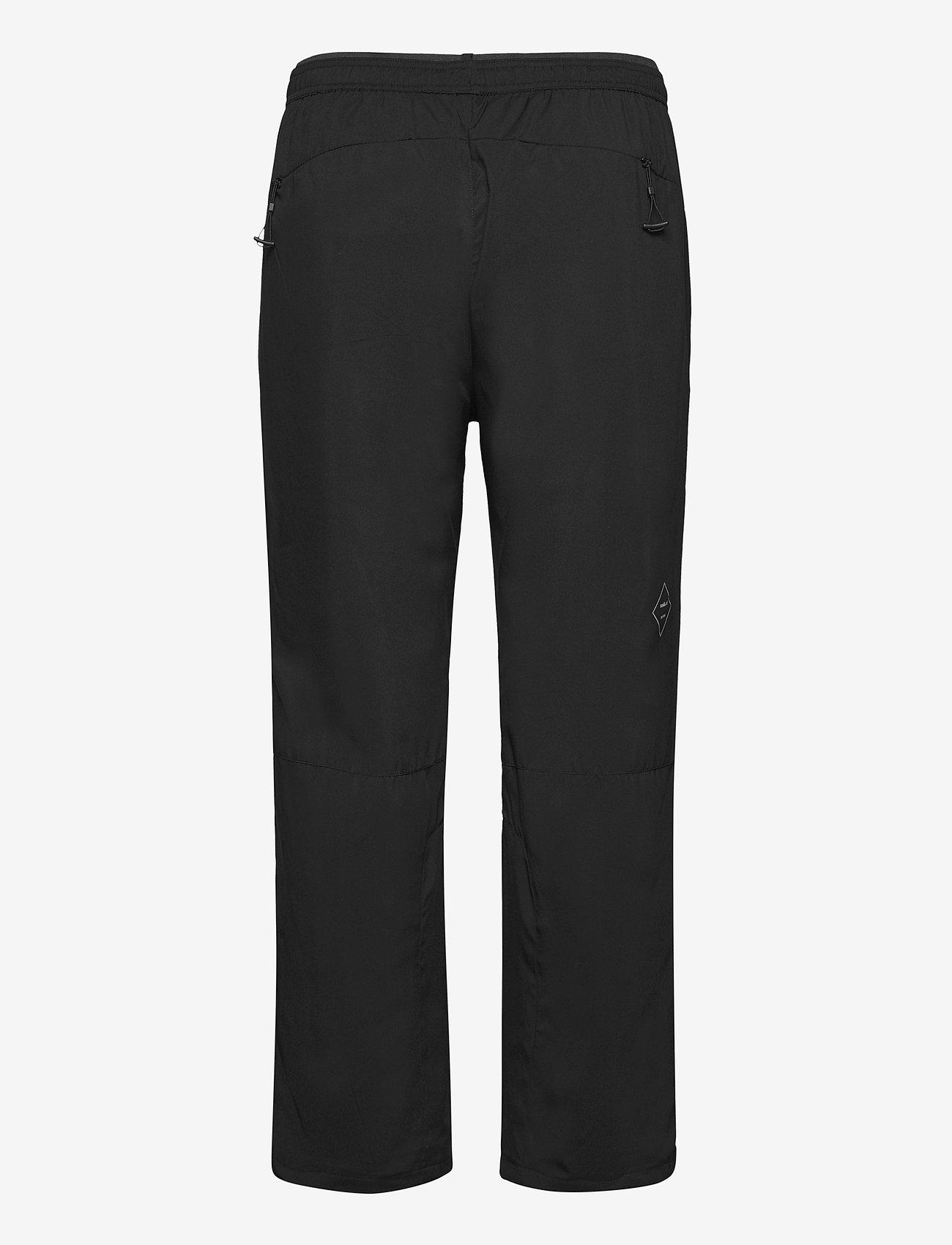 Soulland - Frey pants - spodnie na co dzień - black - 1