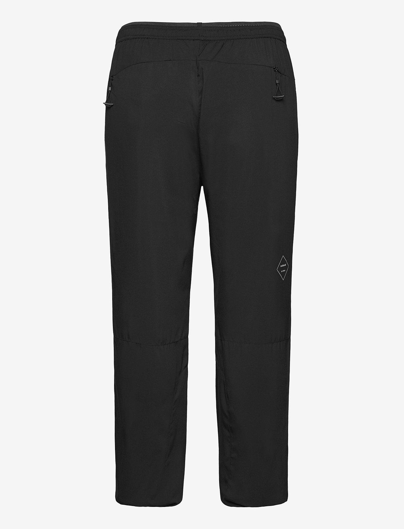 Soulland - Frey pants - spodnie na co dzień - black - 2