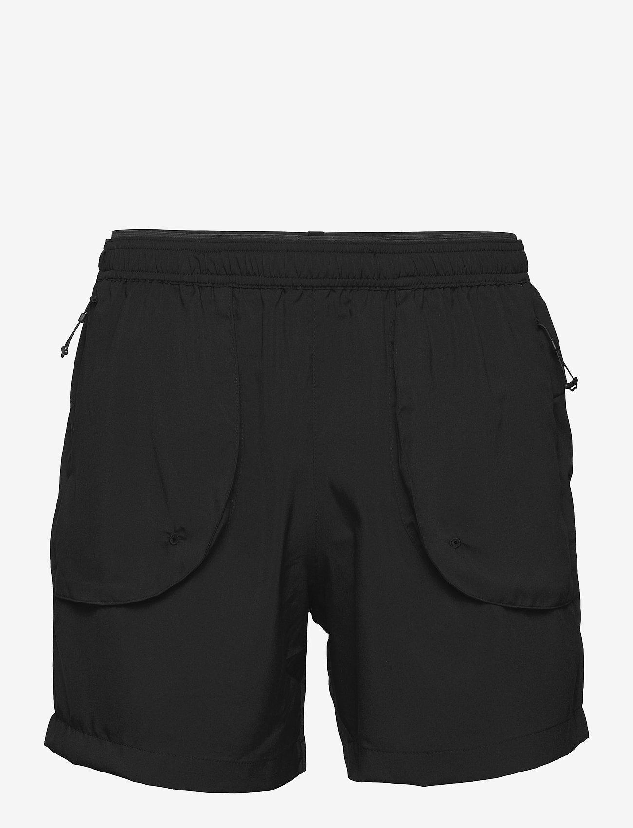 Soulland - Harley shorts - krótkie spodenki - black - 1