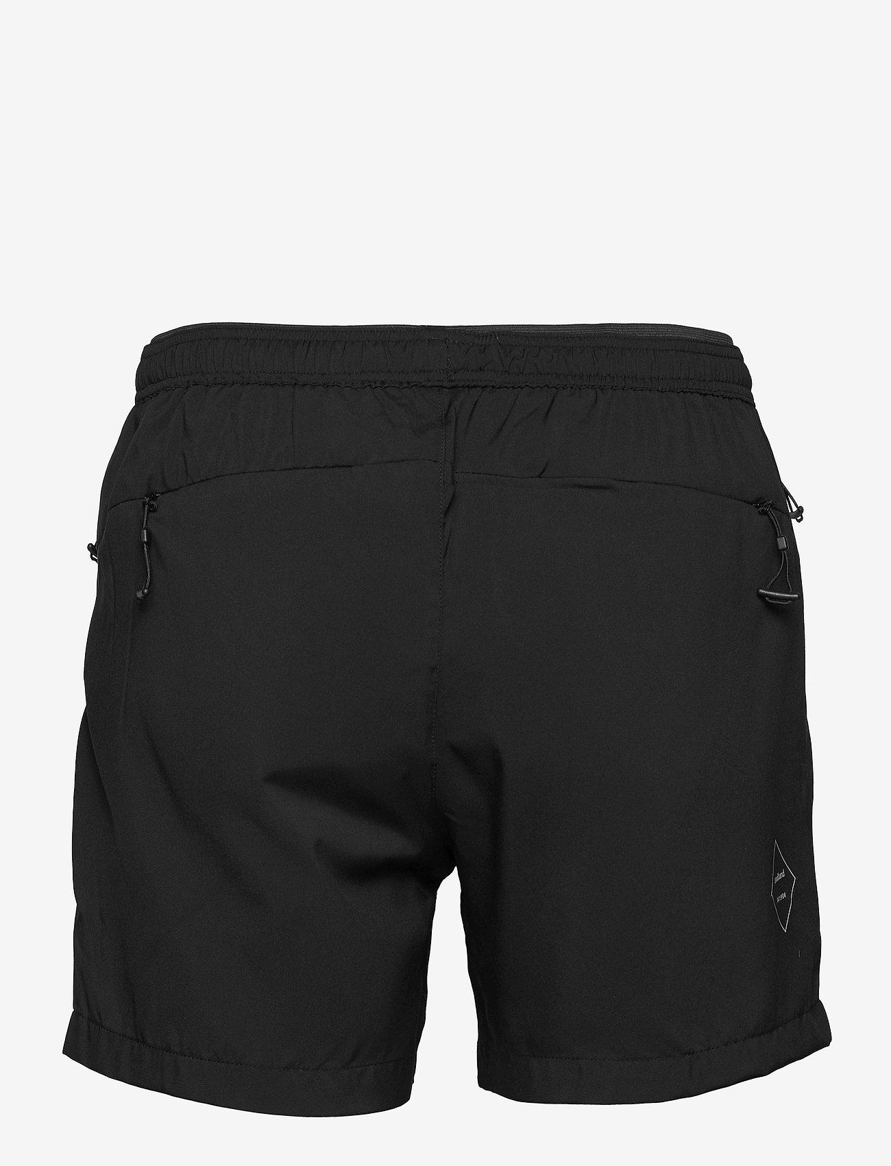 Soulland - Harley shorts - krótkie spodenki - black - 2