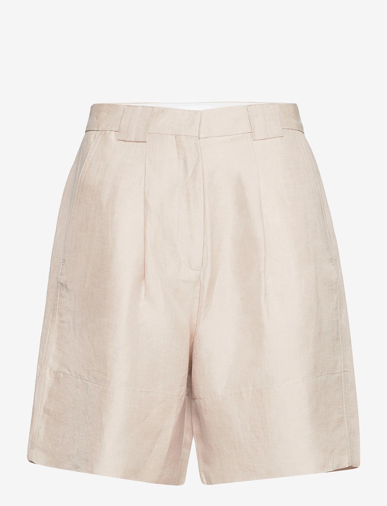 Soulland - Liv shorts - bermudas - beige - 1