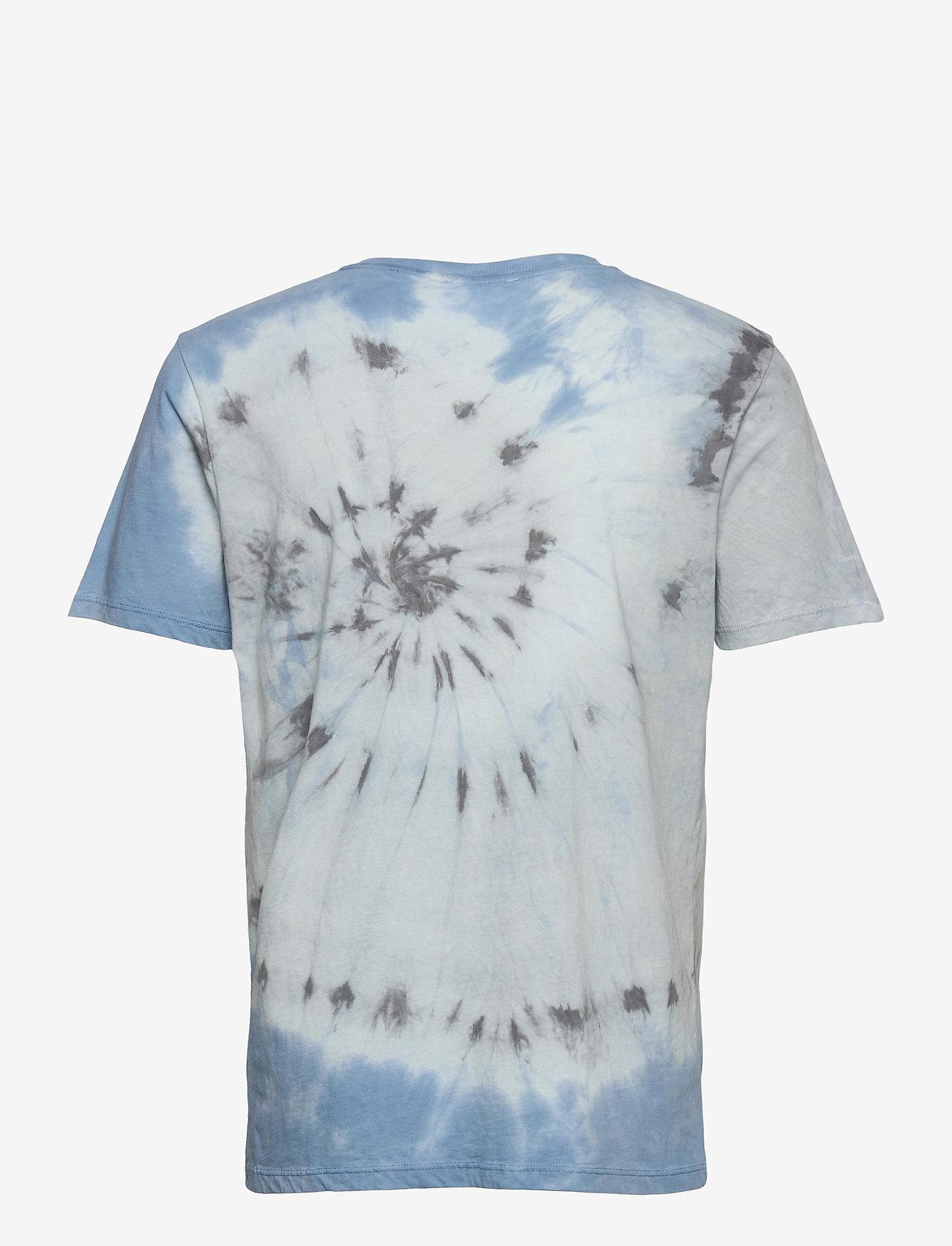 Soulland Karl T-shirt - T-skjorter TIE DYE - Menn Klær