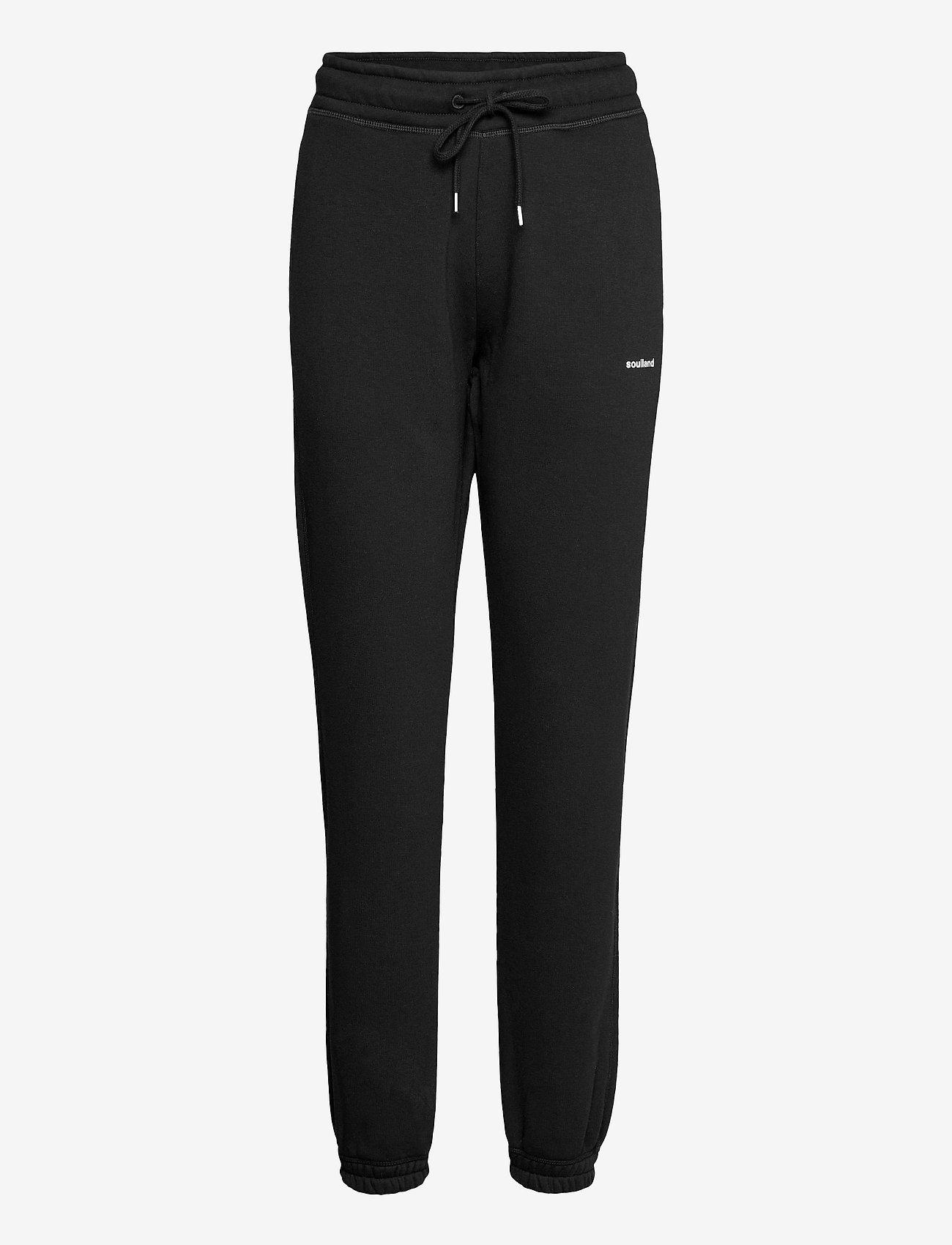 Soulland - Eisa pants - kleidung - black - 0