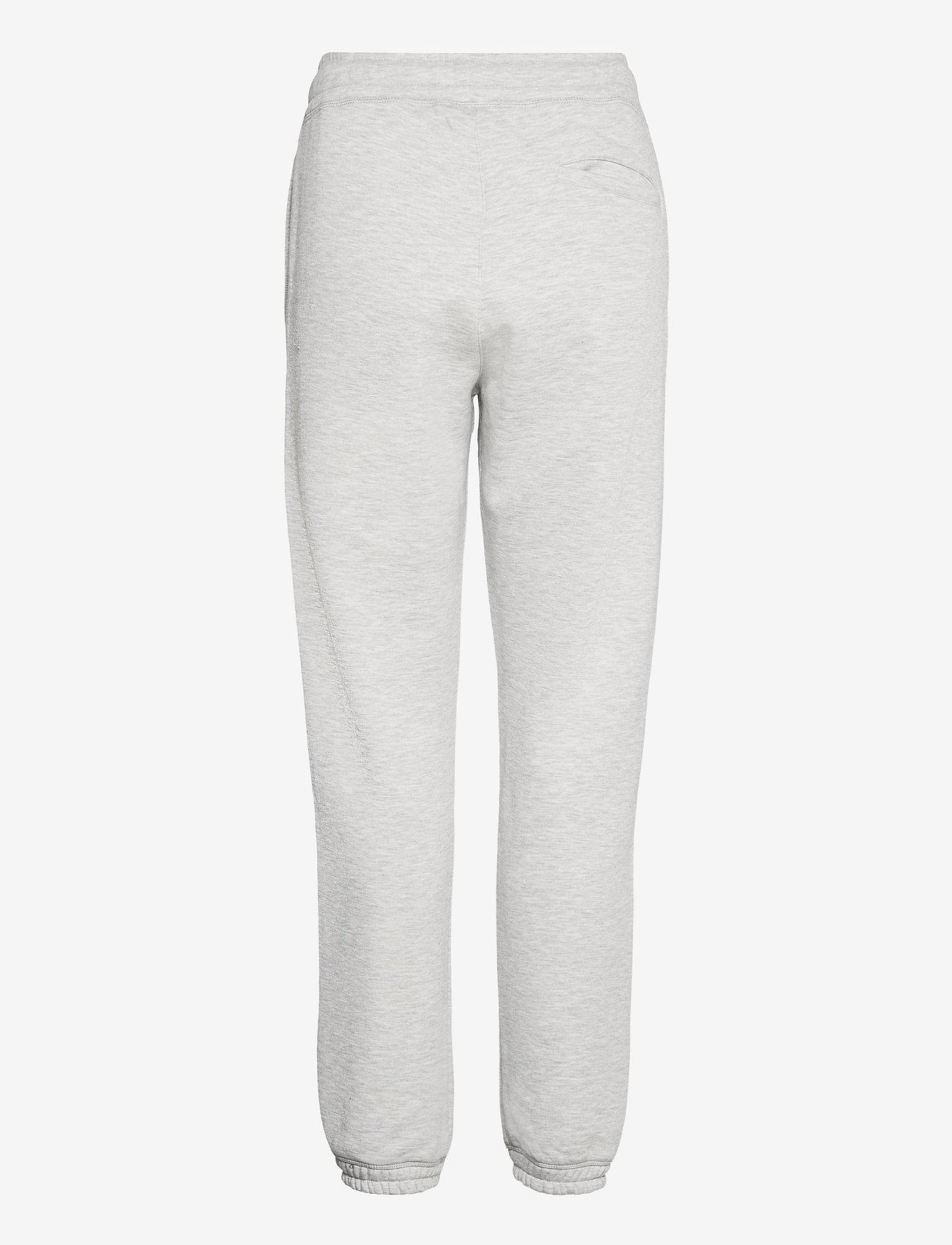 Soulland - Eisa pants - kleidung - grey melange - 1