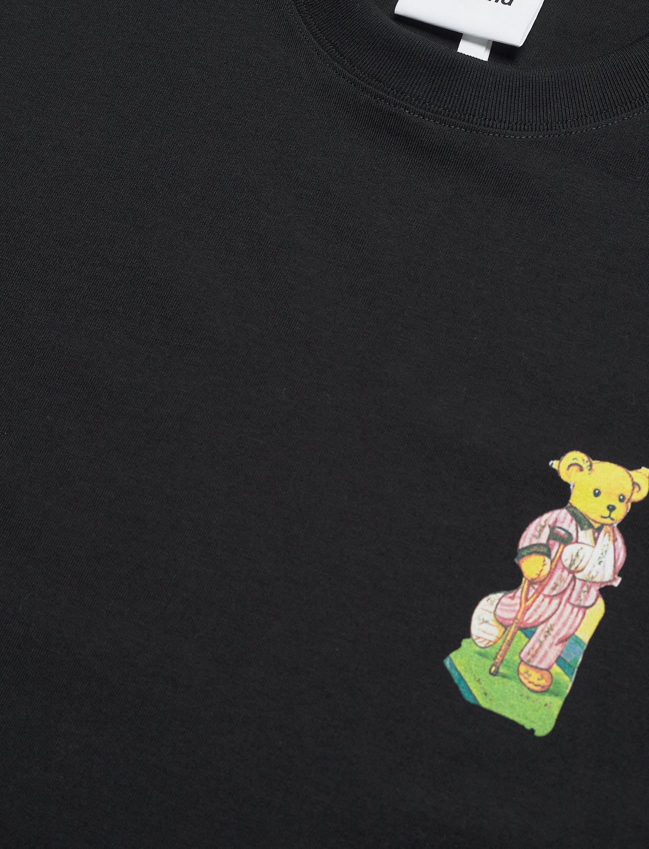 Soulland Scraps T-shirt - T-skjorter BLACK - Menn Klær