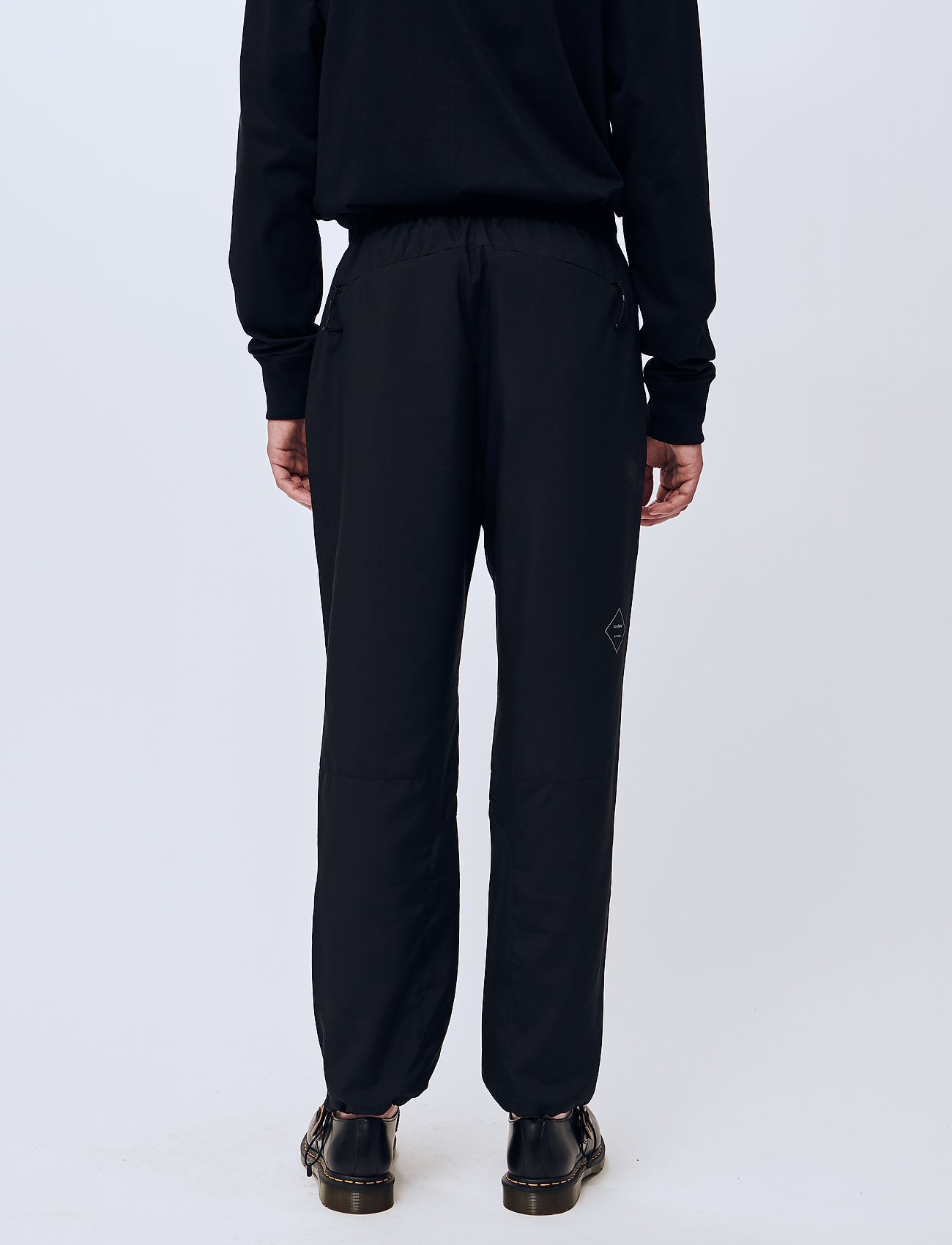 Soulland - Frey pants - spodnie na co dzień - black - 3
