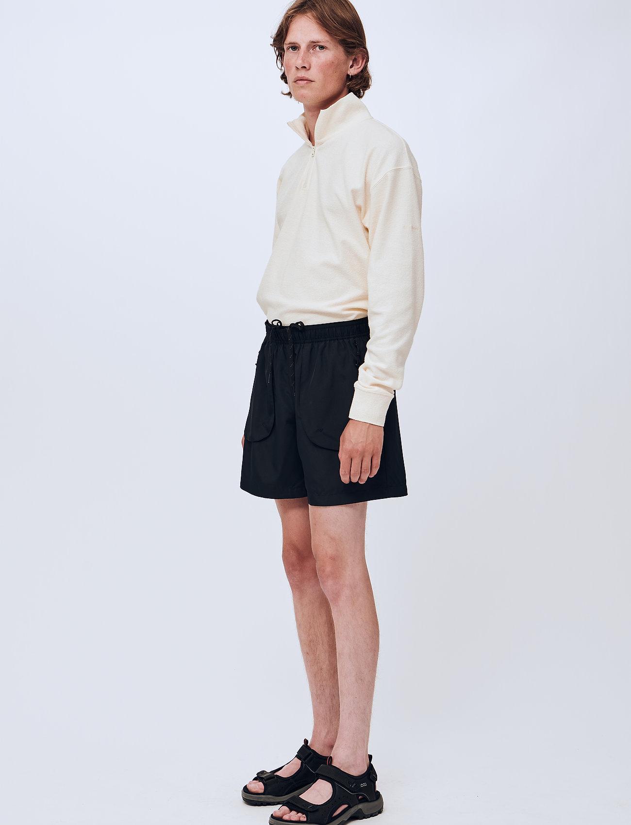 Soulland - Harley shorts - krótkie spodenki - black - 0