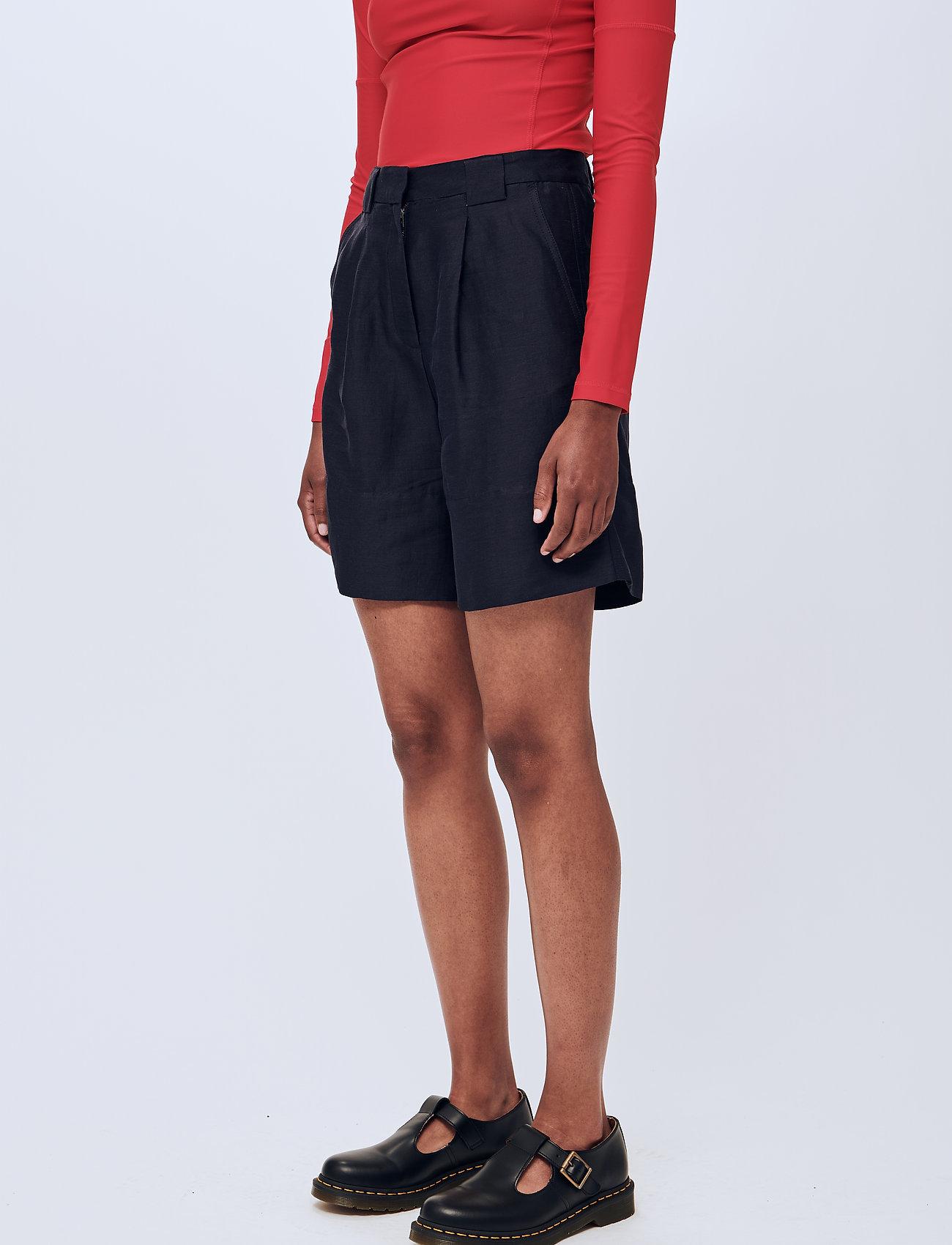 Soulland - Liv shorts - bermudas - navy - 0