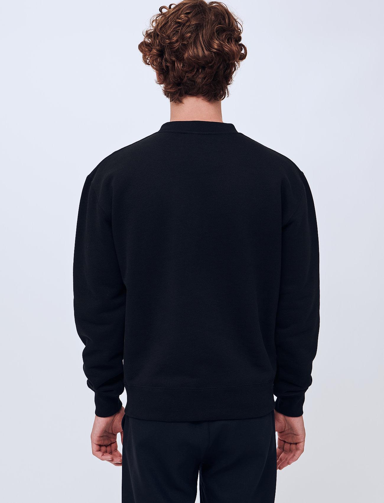Soulland - Zodiac sweatshirt - sweats - black - 3