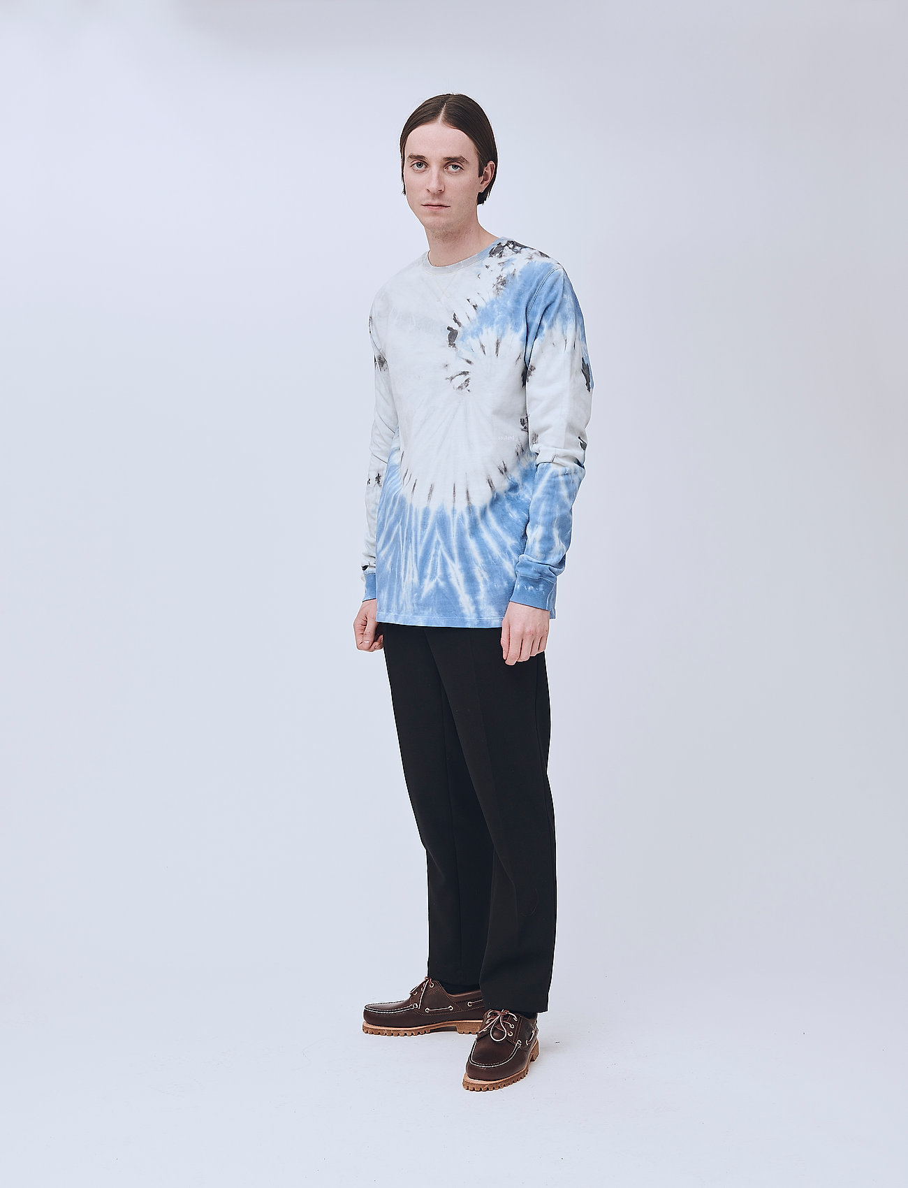 Soulland - Ole long sleeve T-shirt - t-shirts à manches longues - tie dye - 0