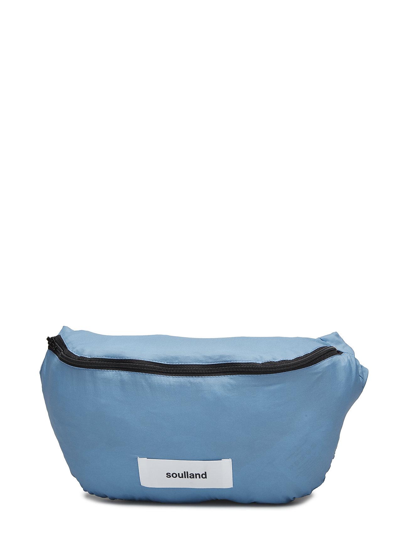 Soulland HOGAN BELT BAG - BLUE