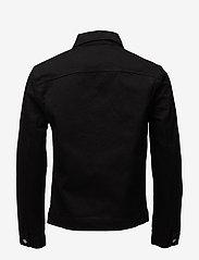 Soulland - SHELTON  DENIM JACKET - kurtki dżinsowe - black - 1