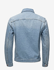 Soulland - SHELTON  DENIM JACKET - kurtki dżinsowe - light blue - 1