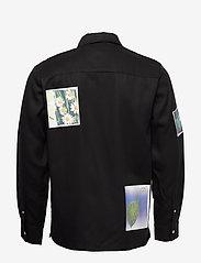 Soulland - Joe - overshirts - black - 2