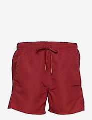 Soulland - William - shorts de bain - red - 0
