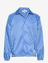 Soulland - Strugat jacket - kurtki bomber - blue - 0