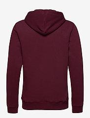 Soulland - Googie hoodie - hoodies - burgundy - 2