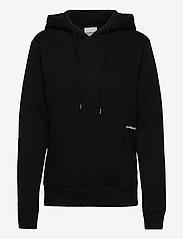 Wilme hoodie - BLACK