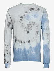 Soulland - Ole long sleeve T-shirt - t-shirts à manches longues - tie dye - 1