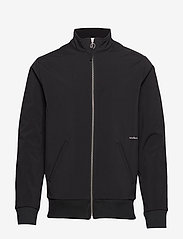 Soulland - BIBI TRACK SUIT JACKET - coupe-vent - black - 0
