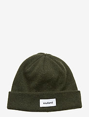Soulland - VILLY BEANIE - bonnet - green - 0
