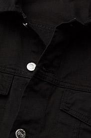 Soulland - SHELTON  DENIM JACKET - kurtki dżinsowe - black - 2