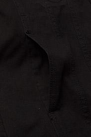 Soulland - SHELTON  DENIM JACKET - kurtki dżinsowe - black - 4
