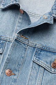 Soulland - SHELTON  DENIM JACKET - kurtki dżinsowe - light blue - 2