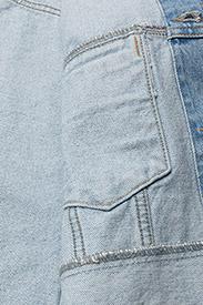 Soulland - SHELTON  DENIM JACKET - kurtki dżinsowe - light blue - 5