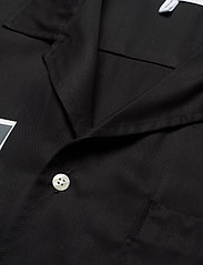Soulland - Joe - overshirts - black - 5