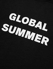 Soulland - LOGIC DRUX T-SHIRT W.PRINT - t-shirts - black - 2