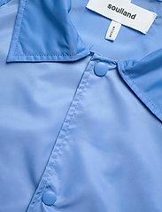 Soulland - Strugat jacket - kurtki bomber - blue - 2