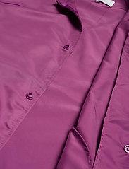 Soulland - Strugat jacket - bomberjackor - purple - 3