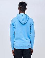 Soulland - Googie hoodie - hoodies - light blue - 3