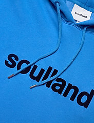 Soulland - Googie hoodie - hoodies - light blue - 4