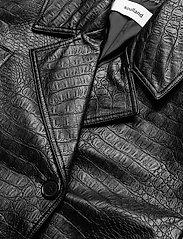 Soulland - Lena jacket - skinnjackor - black - 2