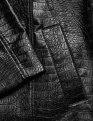 Soulland - Lena jacket - skinnjackor - black - 3