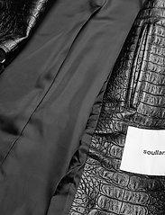 Soulland - Lena jacket - skinnjackor - black - 4