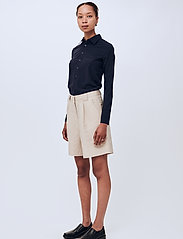 Soulland - Liv shorts - bermudas - beige - 0