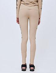 Soulland - Ying leggings - leggings - beige - 3