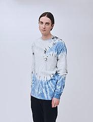 Soulland - Ole long sleeve T-shirt - t-shirts à manches longues - tie dye - 3