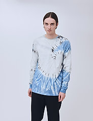 Soulland - Ole long sleeve T-shirt - t-shirts à manches longues - tie dye - 4